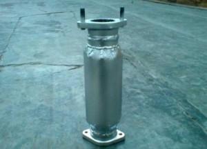 Установка пламегасителя вместо катализатора на ваз2114