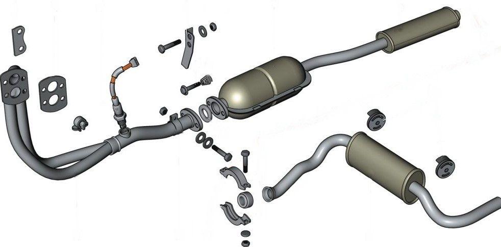 Устройство и ремонт нивы шевроле