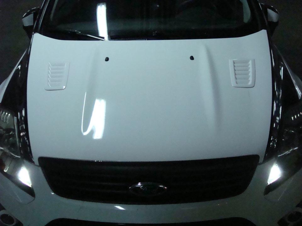 Тюнинг Ford Kuga, кузов 3 капот
