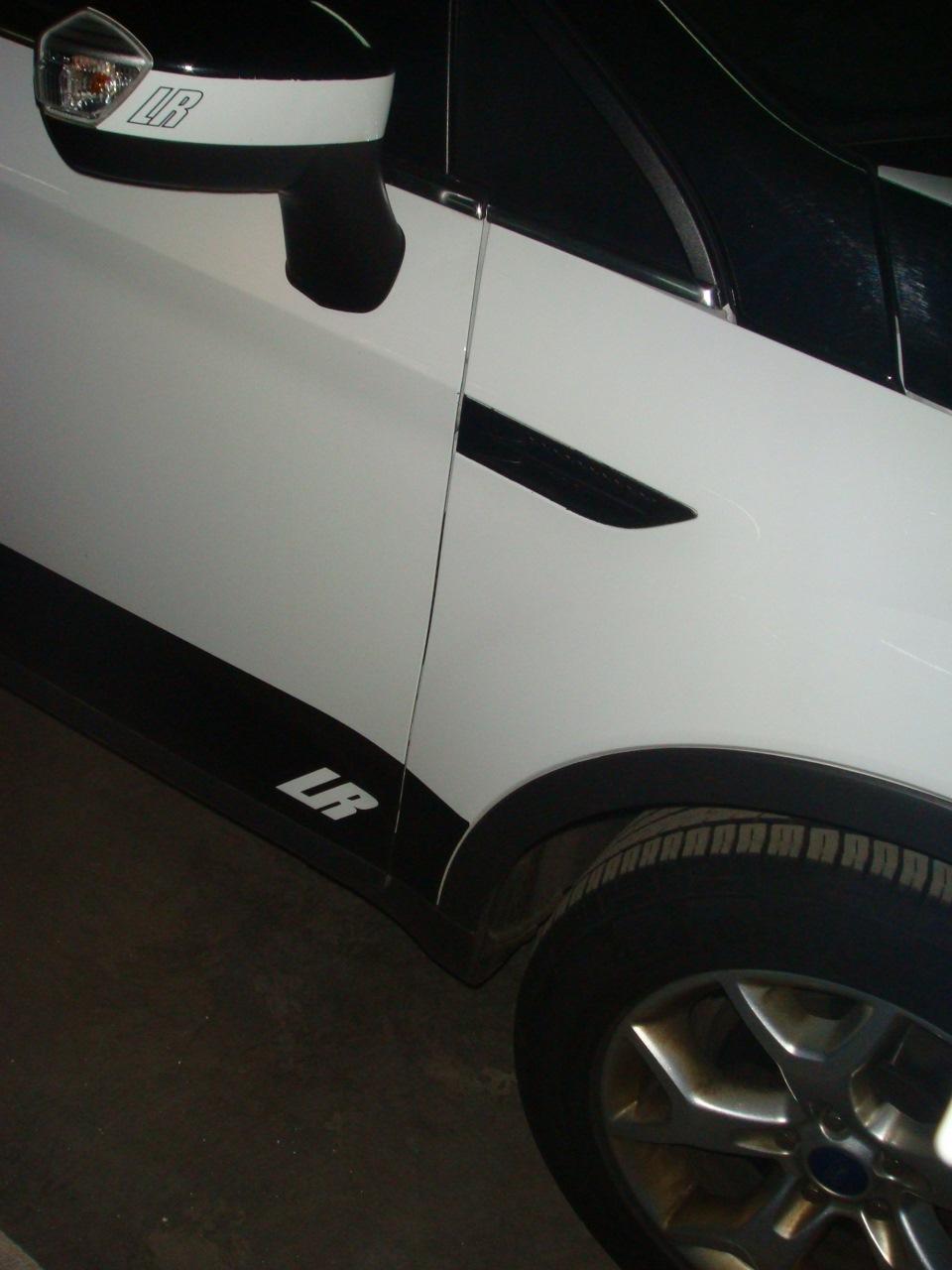 Тюнинг Ford Kuga, кузов 4 сбоку