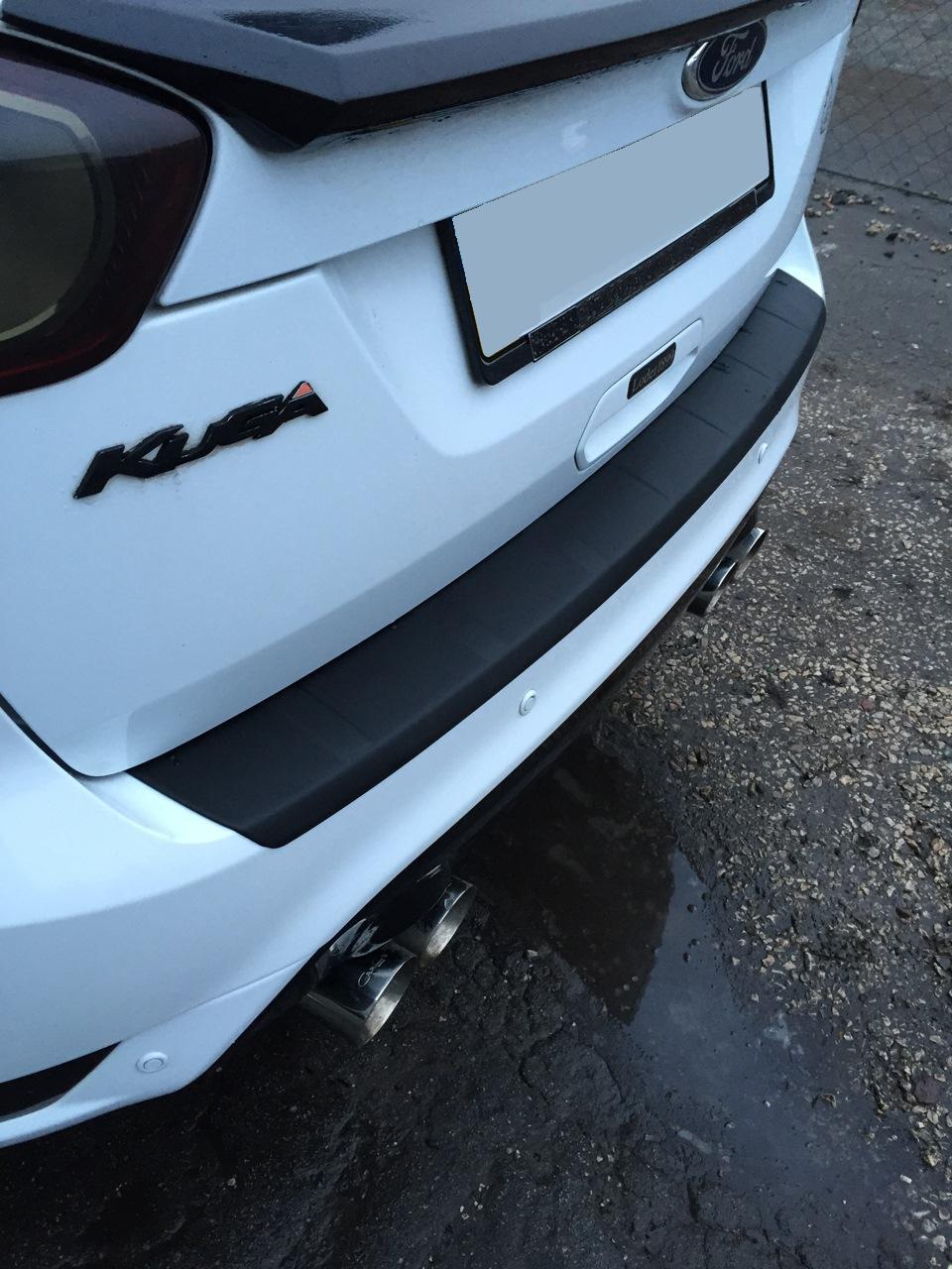 Тюнинг Ford Kuga, кузов 7 накладка