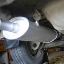 Система выпуска отработанных газов ВАЗ 2109 (21099) – устройство, ремонт, тюнинг