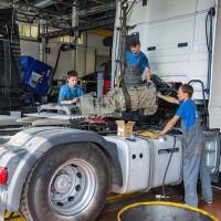 Сервисы  для ремонта грузовых авто