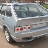 Крышка багажника ВАЗ 2114