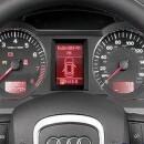 Тюнинг приборной панели Audi 80