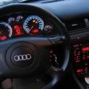 Тюнинг приборной панели Audi A6