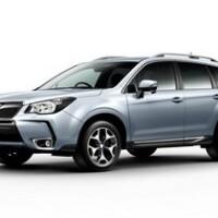 Защита картера двигателя Subaru Forester